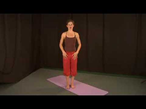 how to do the mountain pose right  healthy with yoga