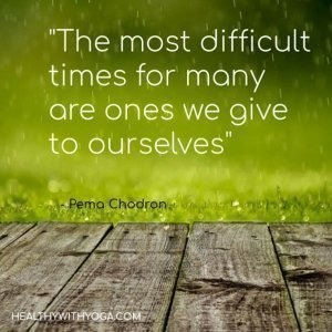 Difficult Times Quote