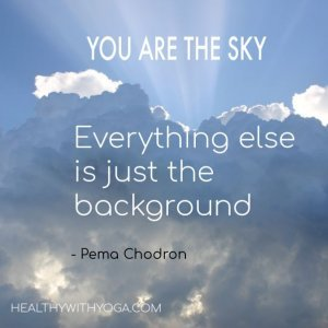 Pema Chodron - You are the Sky