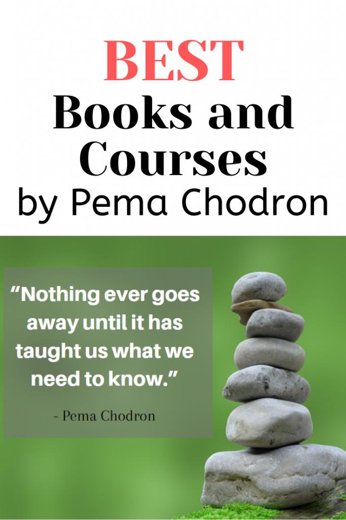 Pema Chodron Books