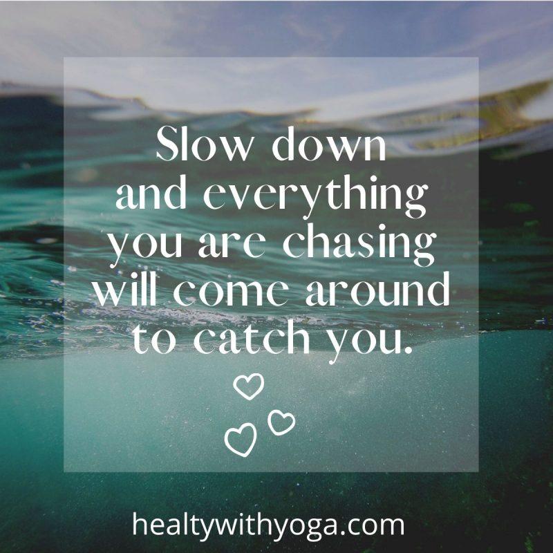slow living movement