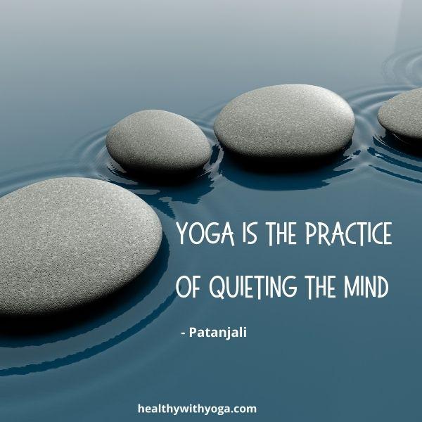Inspiration to practice Yoga