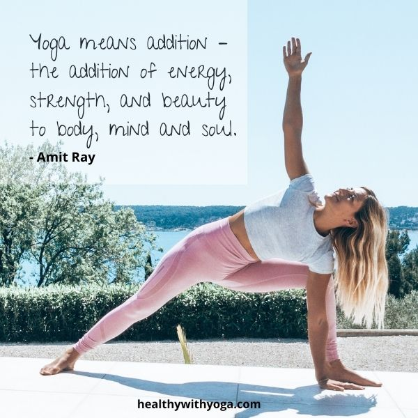 Finding inspiration for Yoga