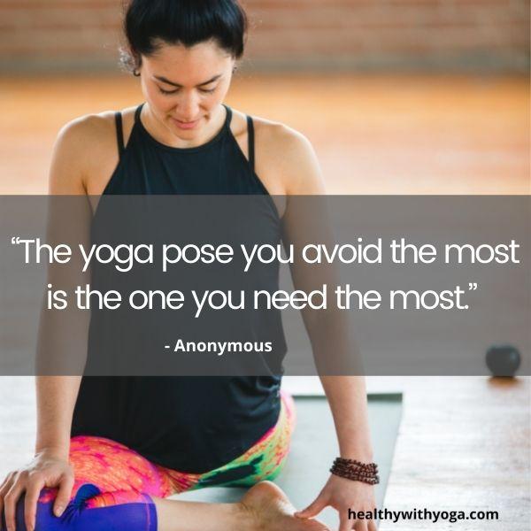 yoga quote about motivation