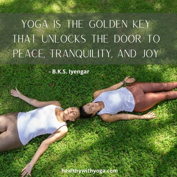Inspirational yoga quotes 6