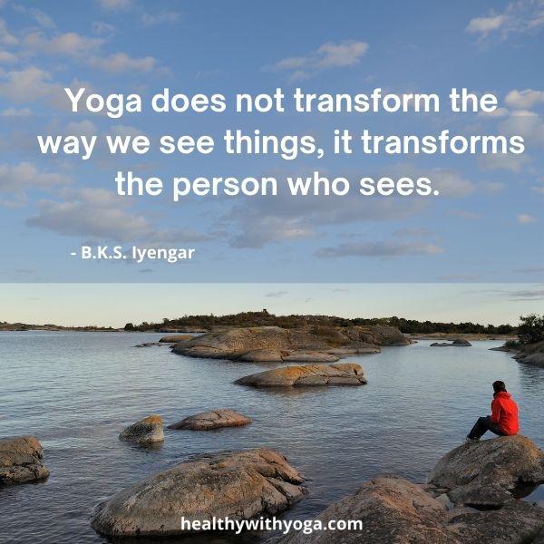 Inspirational yoga quotes 2