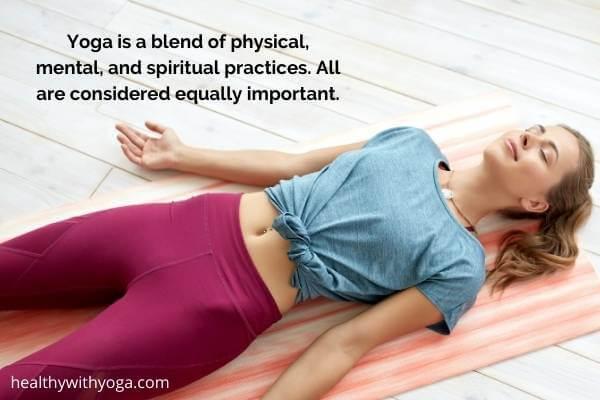 Yoga or Tai Chi